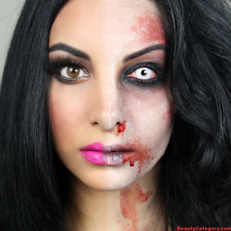 Halloween face makeup ideas