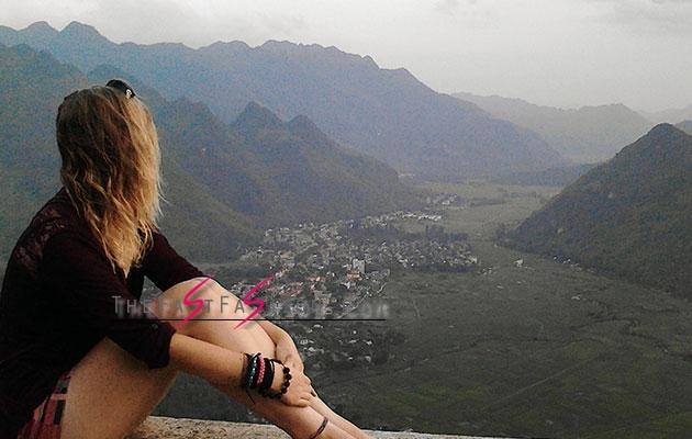 Single and with 'nothing to lose', Cassandra's now a fan of destination dating.. Photo: Caters