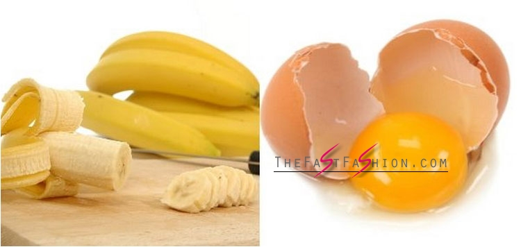 Banana And Egg Massage