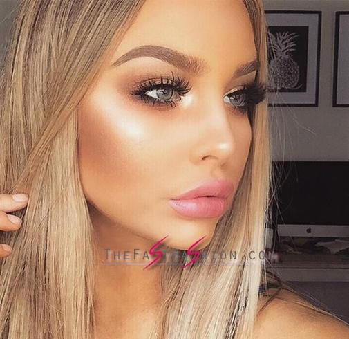 Bronzed Cheeks