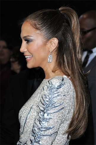 jennifer-lopez-ponytail-hairstyles