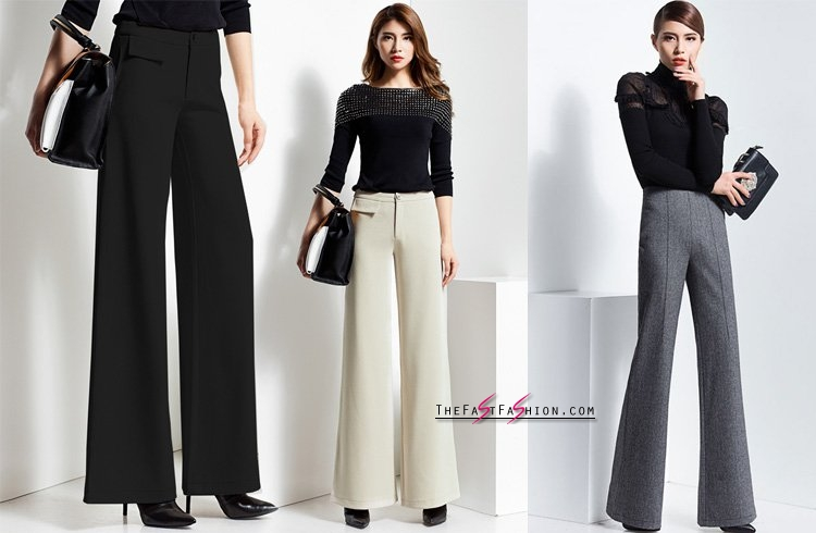 how-to-wear-palazzo-pants