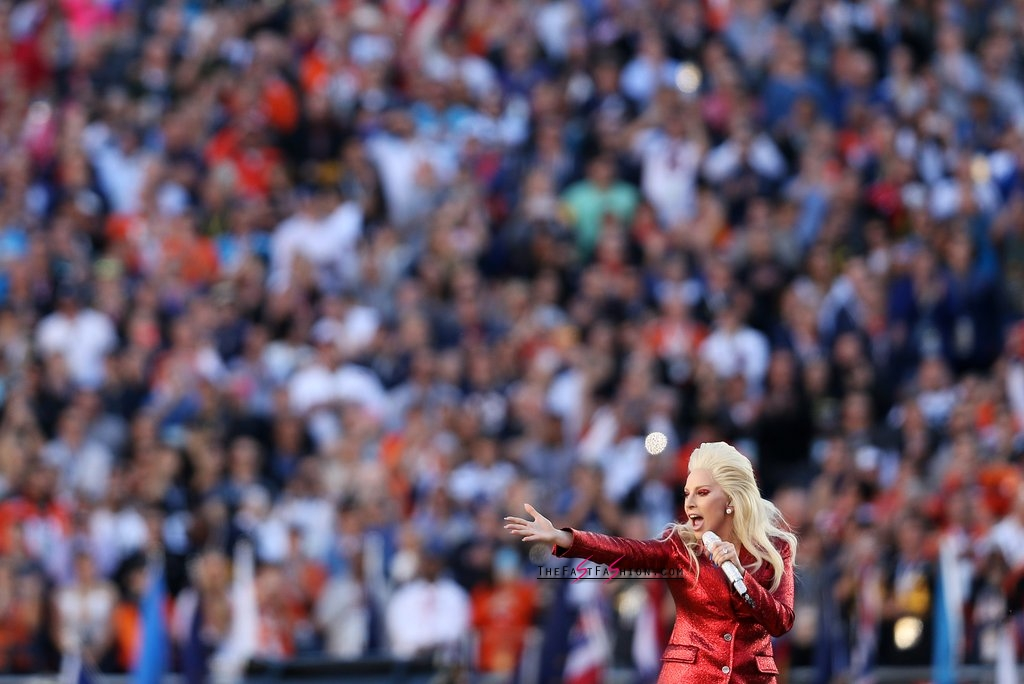 Lady-Gaga-Red-Gucci-Suit-Super-Bowl (10)