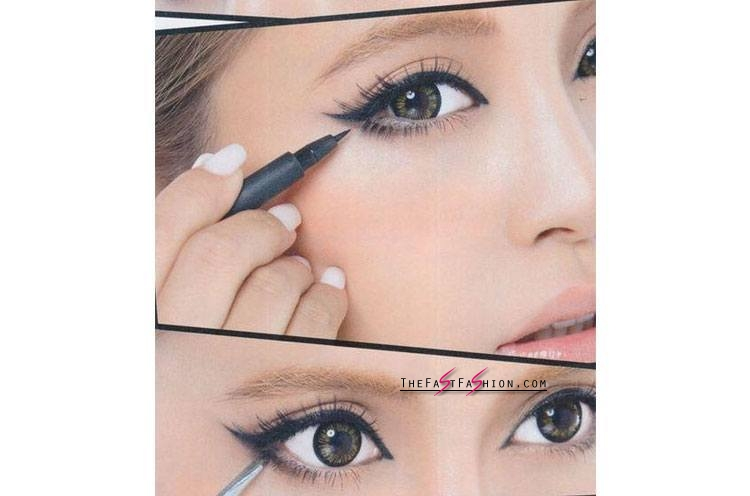 Make-Your-Eyes-Look-Big-with-Right-Eyeliner
