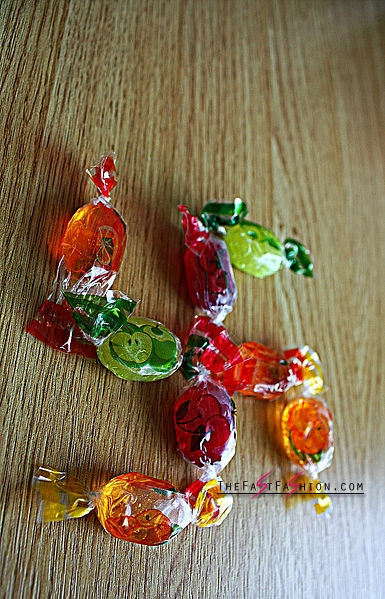 Some candy may contain lead, unfortunately, laboratory testing is the only way to know. Image by Chris.