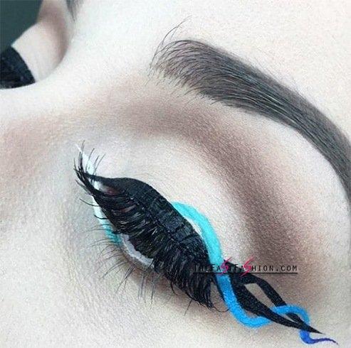 bow-eyeliner