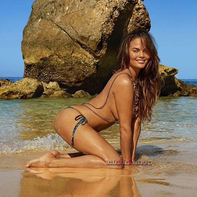 Camille Kostek John Feitelberg: Chrissy Teigen: 7 Hottest Photos Of 'Sports Illustrated