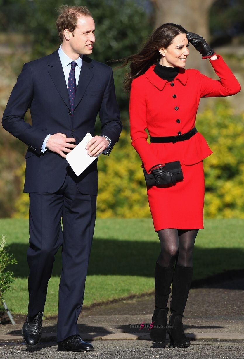 Prince-William-And-Kate-Middleton-Visit-University-Of-St-Andrews