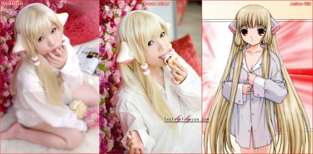 Chii Anime Costume Hottest Cosplay Photos Of Chobits