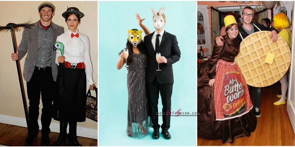 Easy costume ideas for adults