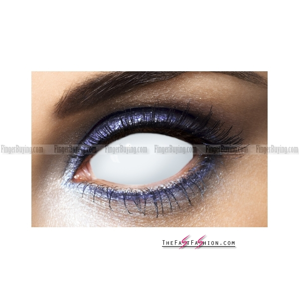 halloween contacts pinky