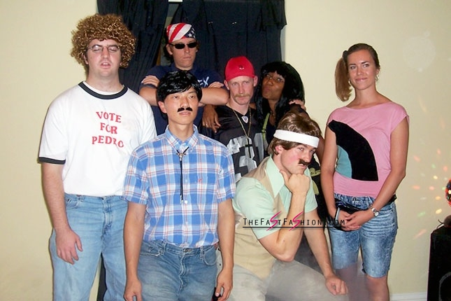 100 Awesome Group Halloween Costume Ideas - The Fast Fashion Blog