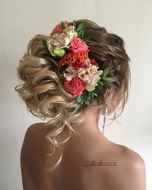Bridal Hairstyle Tips For Your Wedding Day: Wedding Hairstyles Ideas: 16 Bridal Hairstyles For Long