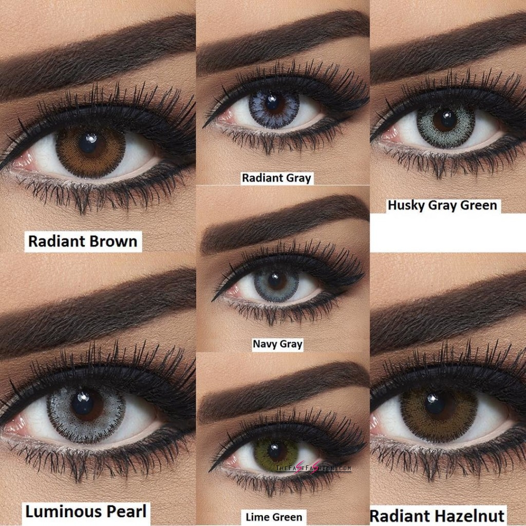 Colored Contacts Ideas for Brown Eyes You Need To Know ...