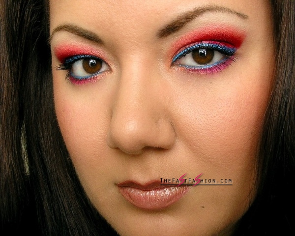 Makeup for olive skin and brown eyes