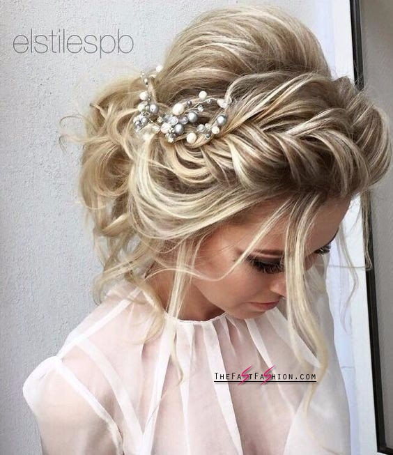 Wedding Day Hairstyles For Long Hair: Wedding Hairstyles Ideas: 16 Bridal Hairstyles For Long