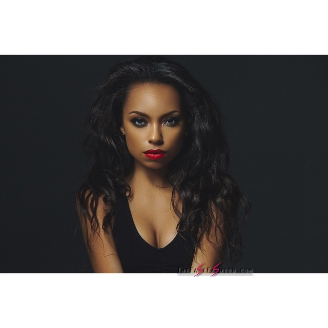 Logan Browning 22 Must See Pictures Of The Dear White
