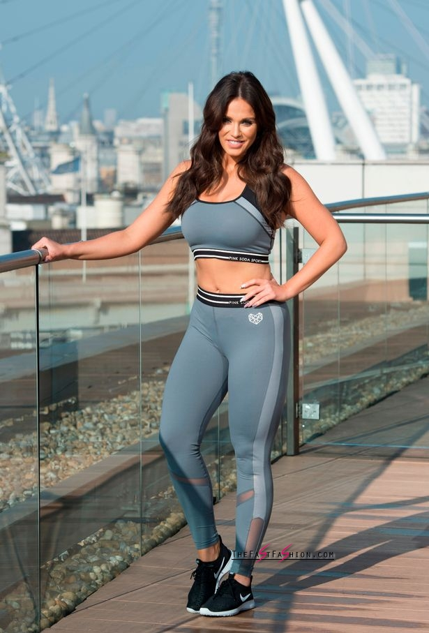 Vicky Pattison strips off for brand new Ann Summers ...