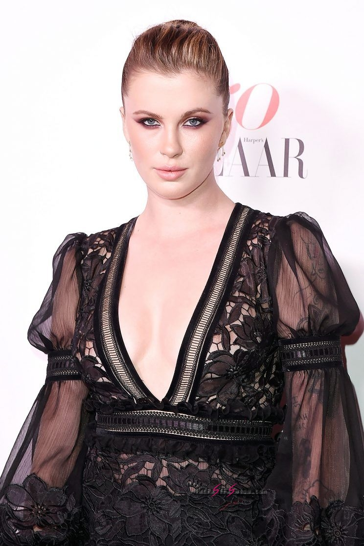 Ireland Baldwin Tells Off Body Shamers While Posing In Bra