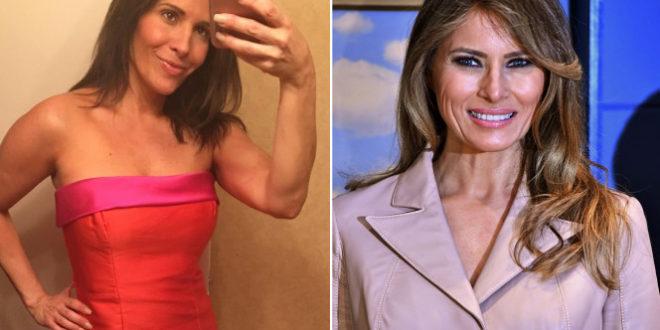 Woman desperate to look like Melania Trump undergoes 8 surgeries