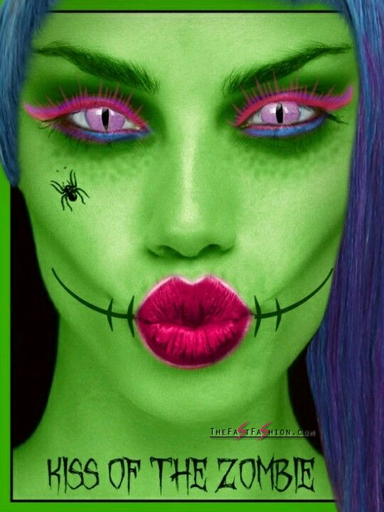 Halloween Colored Contacts