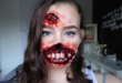 This 13-Year-Old Makeup Artist's Creations Will Give You Nightmares