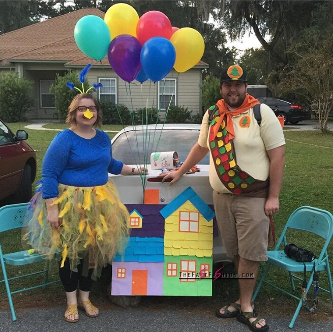 26 Pixar Halloween Costume Ideas You Could