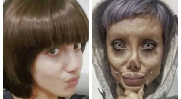 Sahar Tabar underwent… In Order To Look Like Angelina Jolie