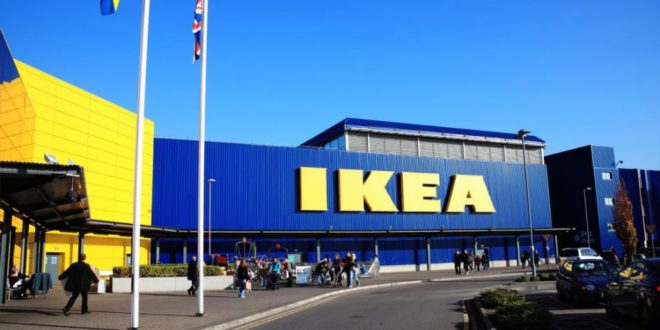 Customers caught having sex at IKEA