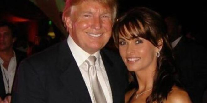 Ex-Playmate Karen McDougal: Trump 'always told me he loved me'