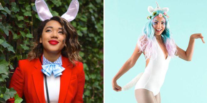 30 Easy & Fun Halloween Costumes Ideas