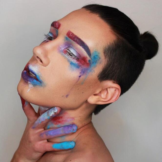 10 James Charles Halloween Makeup Ideas Thefastfashion Com