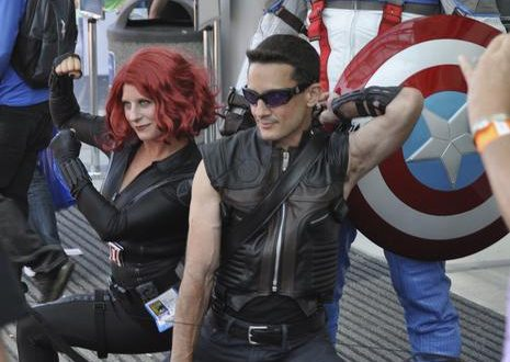 6 Cool Marvel Cosplay Costumes That People Can't Take Eyes Off