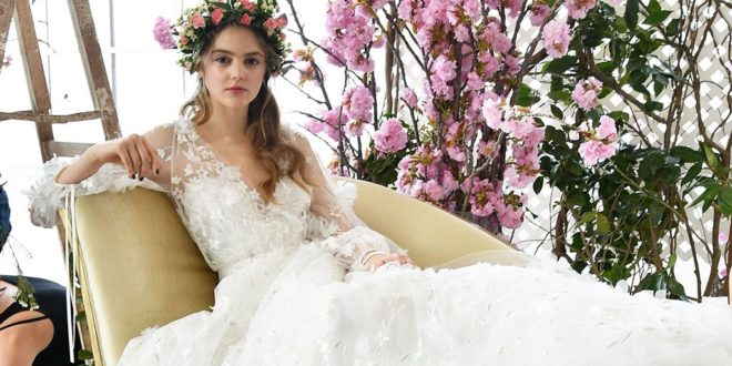 Wedding Gowns New York: 24 Best Wedding Dresses From New York Bridal Fashion Week