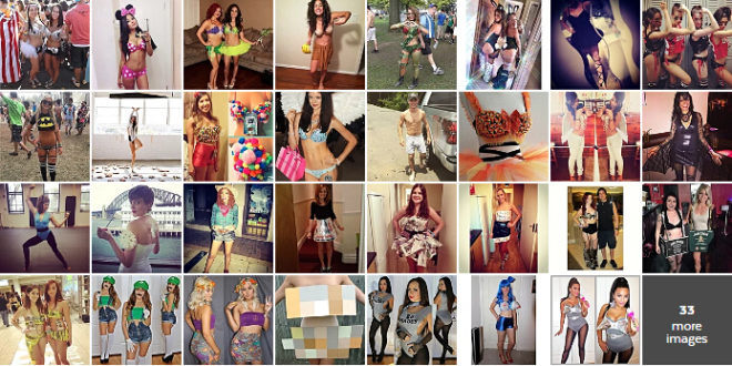 60 Easy And Cheap DIY Sexy Halloween Costume Ideas Maybe You Can Try