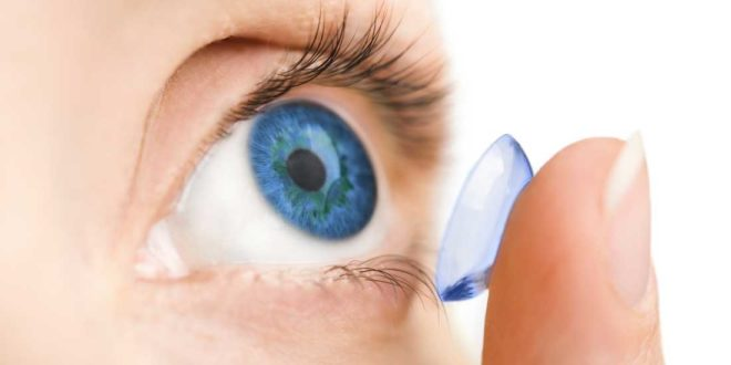 Makeup For Contact Lenses: All Of Your Questions Answered