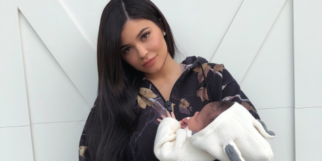 Every photo Kylie Jenner has shared of her 'angel baby' Stormi — so far