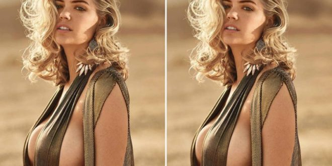 Kate Upton Is No. 1 on the Maxim Hot 100 list
