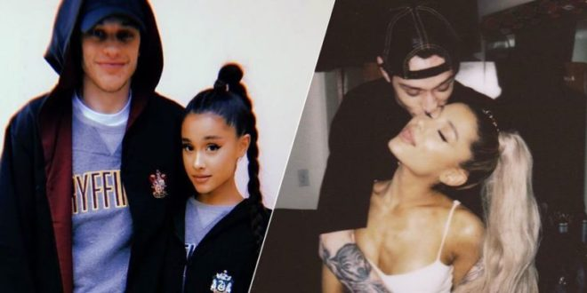 Pete Davidson Just got TWO Ariana Grande Tattoos!