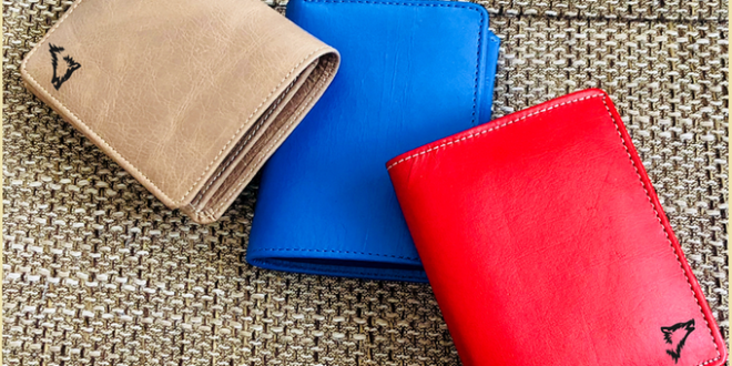 Keep your Style in check with Wolfskin Wallets & Belts