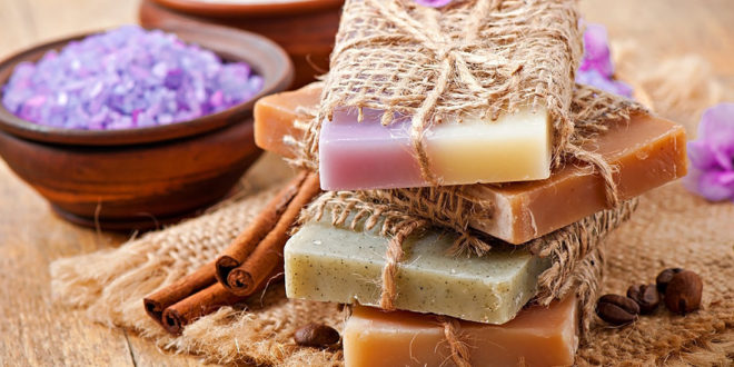 Benefits of Making Soap At Home