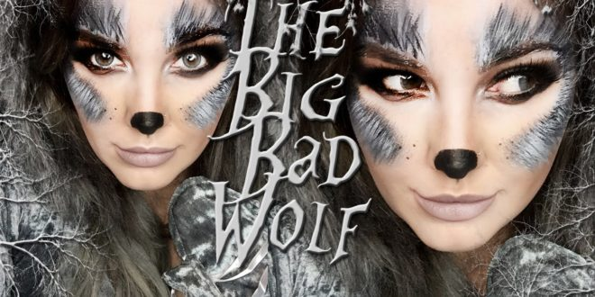 20 Wolf Makeup Ideas For Halloween