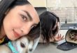 Priyanka Chopra totes her dog around in a $2K designer bag