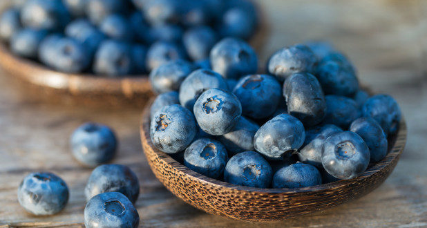 Eating blueberries could reduce heart disease risk by 20 percent