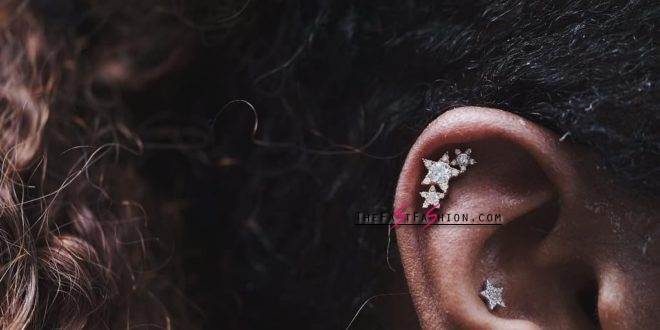 This Ear Piercing Trend is About to Blow Up