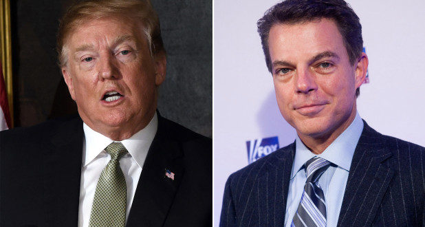 Trump lashes out at Fox News anchor Shepard Smith, weekend hosts
