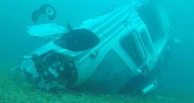 Witness recounts shocking moment divers pulled Chris Cline's body from wreckage
