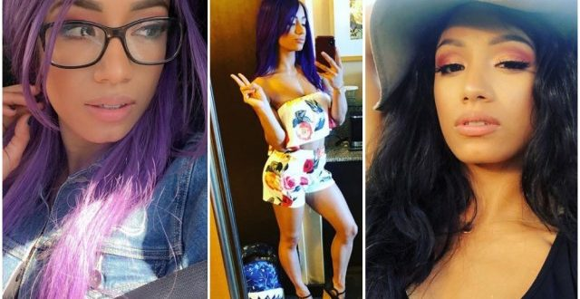 Sasha Banks: 20 Hottest Photos on the Internet
