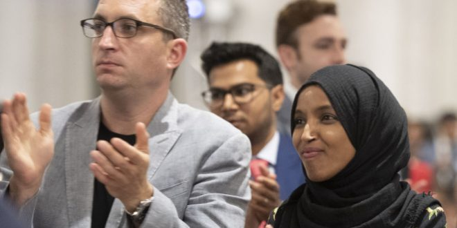 Ilhan Omar files for divorce from husband Ahmed Hirsi amid affair allegations