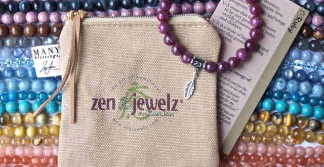 Healing Crystal Jewelry – Zen Jewelz